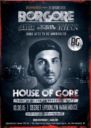 BORGORE, GETTER, STYLES & COMPLETE, VALENTINO KHAN: Main Image