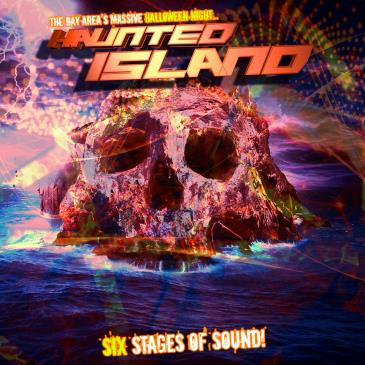 HAUNTED ISLAND 2015: Main Image
