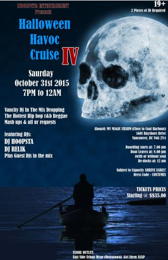 Halloween Havoc Cruise Party VII