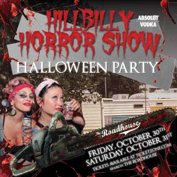 Hillbilly Horror Show at The Roadhouse