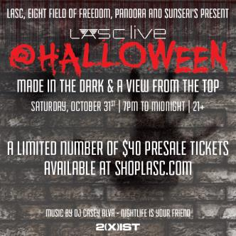 LASC live @ Halloween-img