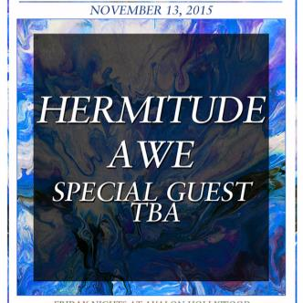 Hermitude, Awe, Plus Special Guest TBA-img