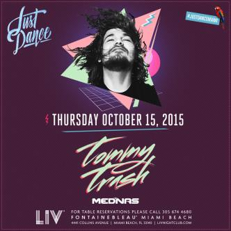 Just Dance presents: Tommy Trash LIV-img