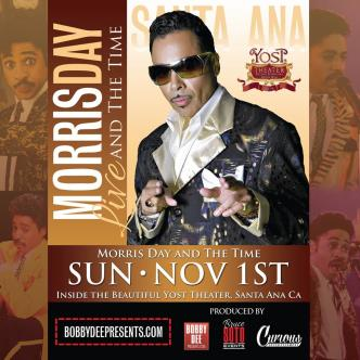 Morris Day & The Time-img