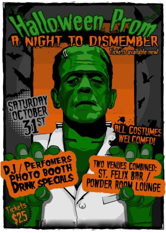 Halloween Prom - A Night to Dismember
