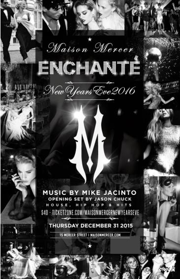 Enchant NYE | MAISON MERCER