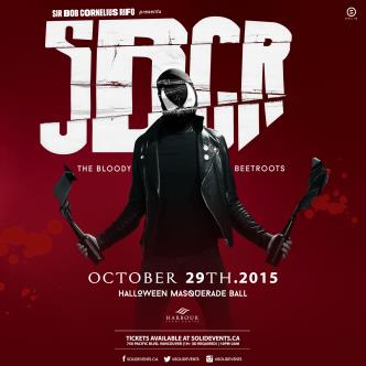 SBCR AKA THE BLOODY BEETROOTS