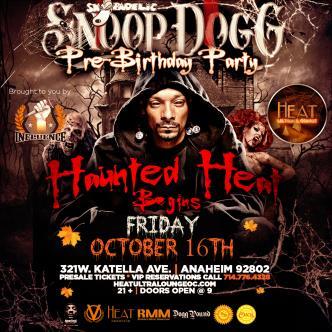 Haunted HEAT With Snoop Dogg-img