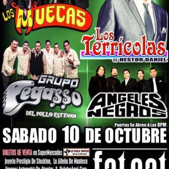 LOS MUECAS / LOS TERRICOLAS-img