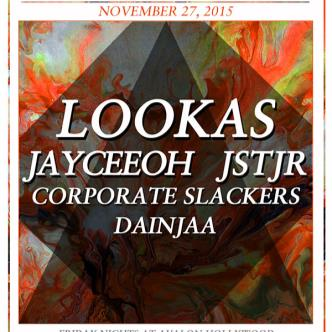 Lookas, Jayceeoh, JST JR, Corporate Slackers, Dainjaa-img