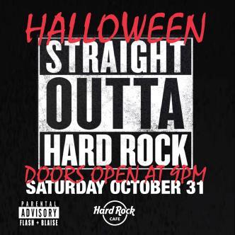 Halloween - Straight Outta Hard Rock: Main Image