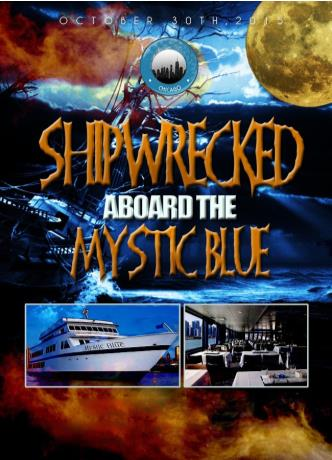 Shipwrecked- The Mystic Blue Yacht, Chicago