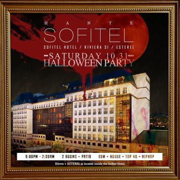 The Hante Sofitel Halloween