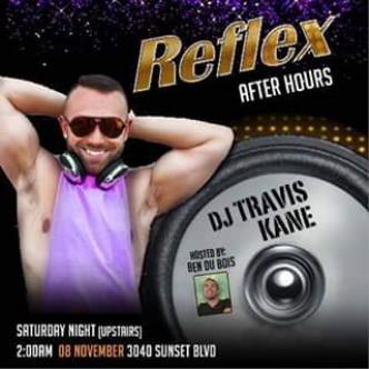 Reflex: DJ TRAVIS KANE-img