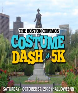 Boston Costume Dash Halloween Run