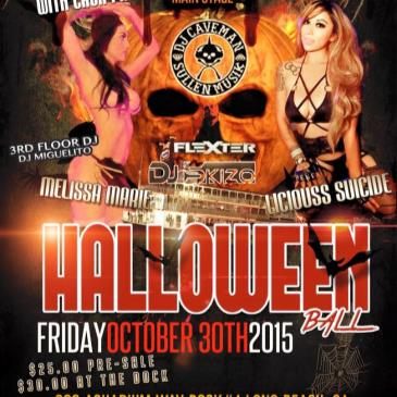 Halloween Ball at Rock The Boat-img