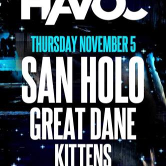 Havoc ft. San Holo & Great Dane (18+)-img