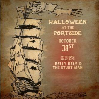 Good Music Halloween Saturday @ The Portside