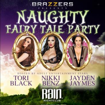 BRAZZERS'S NAUGHTY FAIRY TALE - HALLOWEEN AT RAIN NIGHTCLUB-img