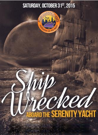 Shipwrecked Aboard the Serenity Yacht
