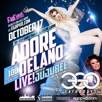 Adore Delano LIVE @ EGO!-img
