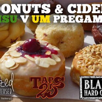 Donut & Cider MSU v UM Pregame-img