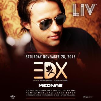 EDX LIV: Main Image