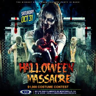 Halloween Massacre 2015 - $1,000 Costume Contest-img