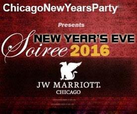 NYE 2016 - JW Marriott Chicago