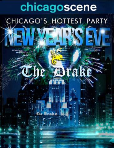 Drake Hotel New Years Eve 2016