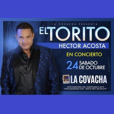 EL TORITO HECTOR ACOSTA EN LA COVACHA-img