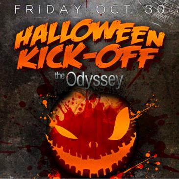 Halloween Kickoff at the Odyssey