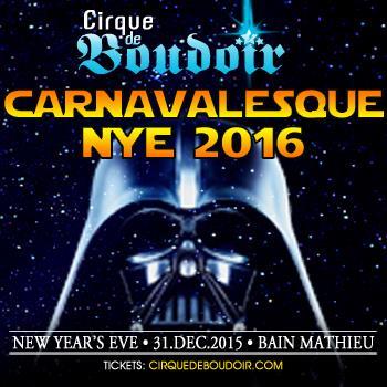CARNAVALESQUE 2016