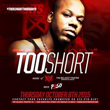 TOO SHORT @ BELASCO THURSDAYS 18+-img