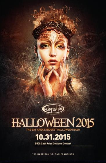 City Nights Halloween 2015