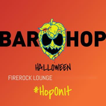 DEVILS NIGHT BAR HOP - October 30th