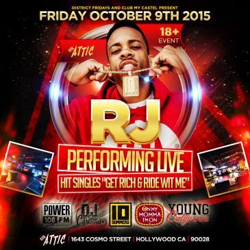 RJ Performing Live 18+-img