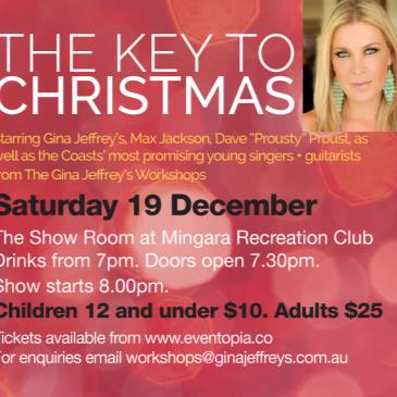 The Key To Christmas - Gina Jeffreys