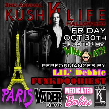 3rd Annual Kush Life Halloweed Party-img