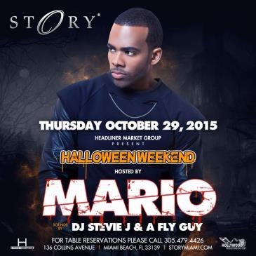 Mario #STORYthursday-img