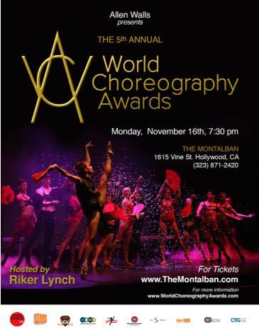 World Choreography Awards: Main Image
