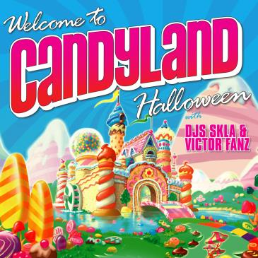 Welcome to Candyland Halloween