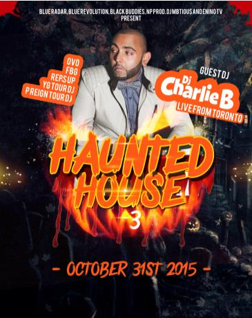 HAUNTED HOUSE III: RATED R EDITION