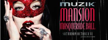 MUZIKBOX MANSION MASQUERADE BALL
