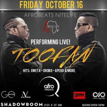TOOFAN LIVE IN DC-img