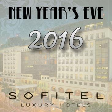 EPIC New Year's Eve 2016 - Sofitel Beverly Hills