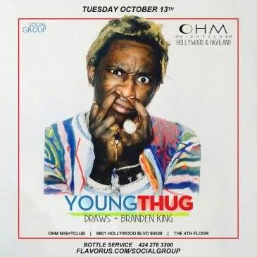 Young Thug visits Hollywood-img