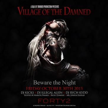 Village of the Damned - Beware the Night