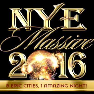 NYE Massive 2016 - Parc 55 Hilton Hotel