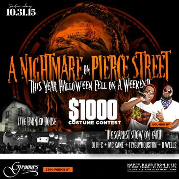 A Nightmare On Pierce St
